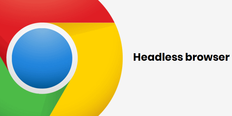 Headless browser