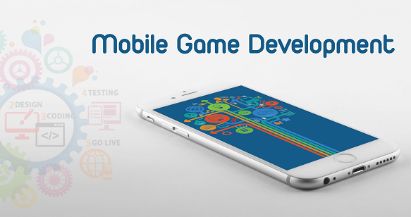 Top mobile game development company in US